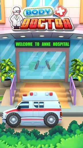 Happy Dr.Mania -Doctor game - عکس بازی موبایلی اندروید