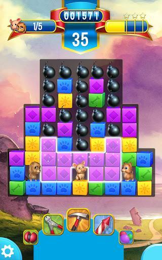 Pet Rescue Saga - عکس بازی موبایلی اندروید
