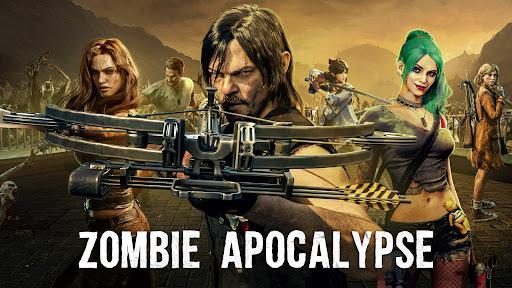 State of Survival: The Walking Dead Collaboration – ایالت بقا: اتحاد زامبیها - عکس بازی موبایلی اندروید