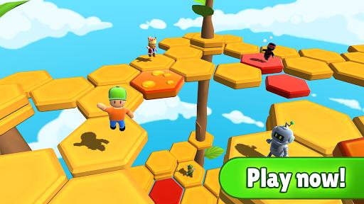 Stumble Guys: Multiplayer Royale - عکس بازی موبایلی اندروید