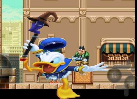 اردک جنگجو - عکس بازی موبایلی اندروید