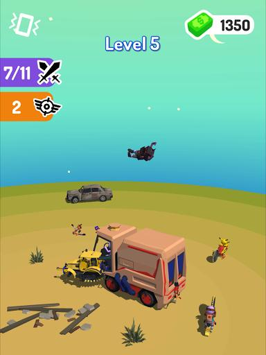 Saw Machine.io - عکس بازی موبایلی اندروید