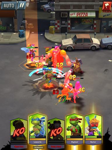 TMNT: Mutant Madness - عکس بازی موبایلی اندروید