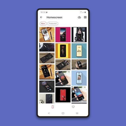 Creative App - Wallpapers Ringtones and more - عکس برنامه موبایلی اندروید