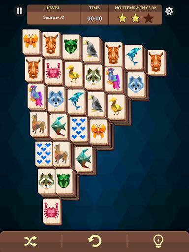 Mahjong - عکس بازی موبایلی اندروید
