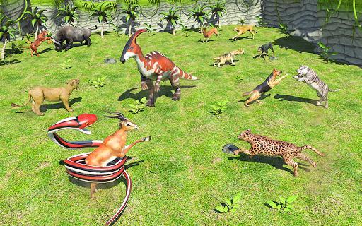 Real Battle War Strategy Of Animal - عکس بازی موبایلی اندروید