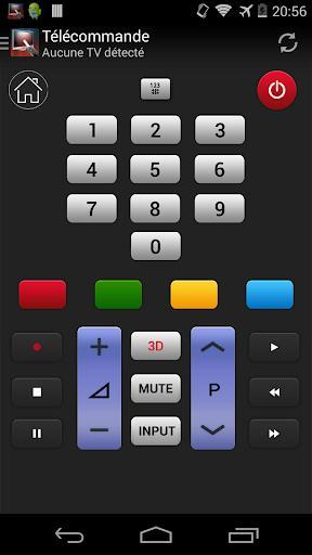 Remote for LG TV - عکس برنامه موبایلی اندروید