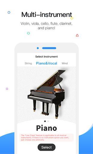 Violy 🎻Smart Music Classroom 🎼 - عکس برنامه موبایلی اندروید