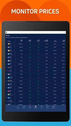 Jaxx Liberty: Blockchain Wallet – کیف پول ارز دیجیتال - عکس برنامه موبایلی اندروید