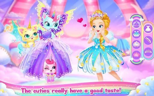 Princess Libby Rainbow Unicorn - عکس بازی موبایلی اندروید