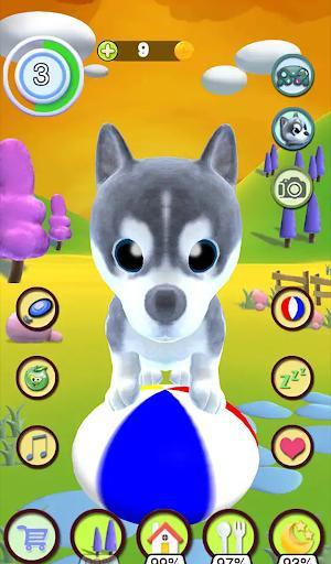 Talking Puppy - عکس بازی موبایلی اندروید