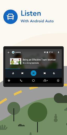 LinkedIn Learning: Online Courses to Learn Skills - Image screenshot of android app