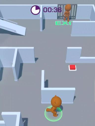 No One Escape - عکس بازی موبایلی اندروید