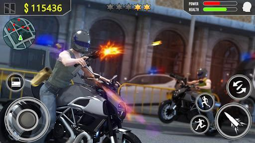 Gangster Fight - Vegas Crime Survival Simulator - عکس بازی موبایلی اندروید