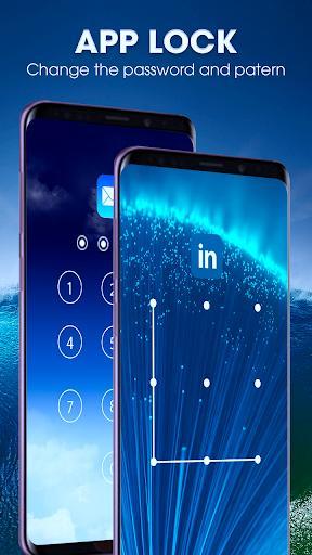 App Lock – قفل برنامهها و تماسها - عکس برنامه موبایلی اندروید