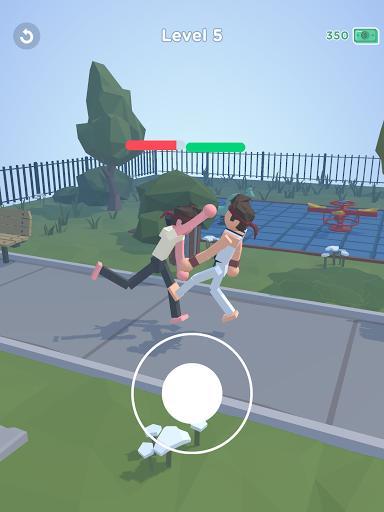 Ragdoll Fighter - عکس بازی موبایلی اندروید