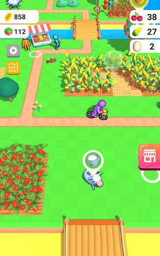 Farm Land: Farming Life Game - عکس بازی موبایلی اندروید