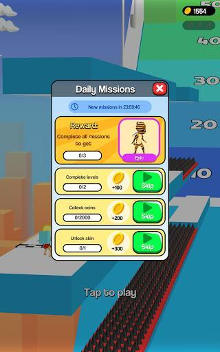Freeze Rider - عکس بازی موبایلی اندروید