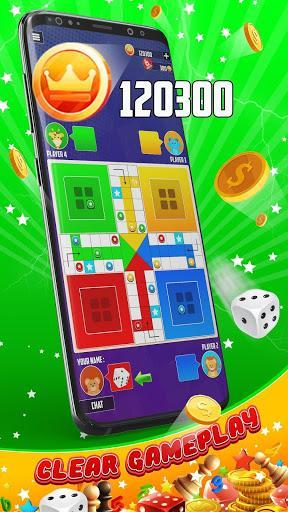 King of Ludo Dice Game with Free Voice Chat 2021 - عکس بازی موبایلی اندروید