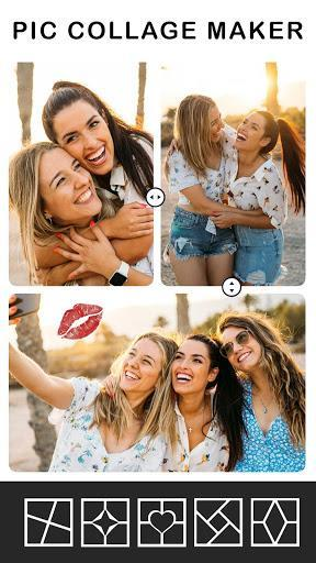 FaceArt Selfie Camera: Photo Filters and Effects - عکس برنامه موبایلی اندروید