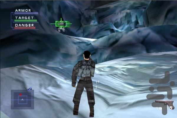 بازی SyphonFilter3 - عکس بازی موبایلی اندروید