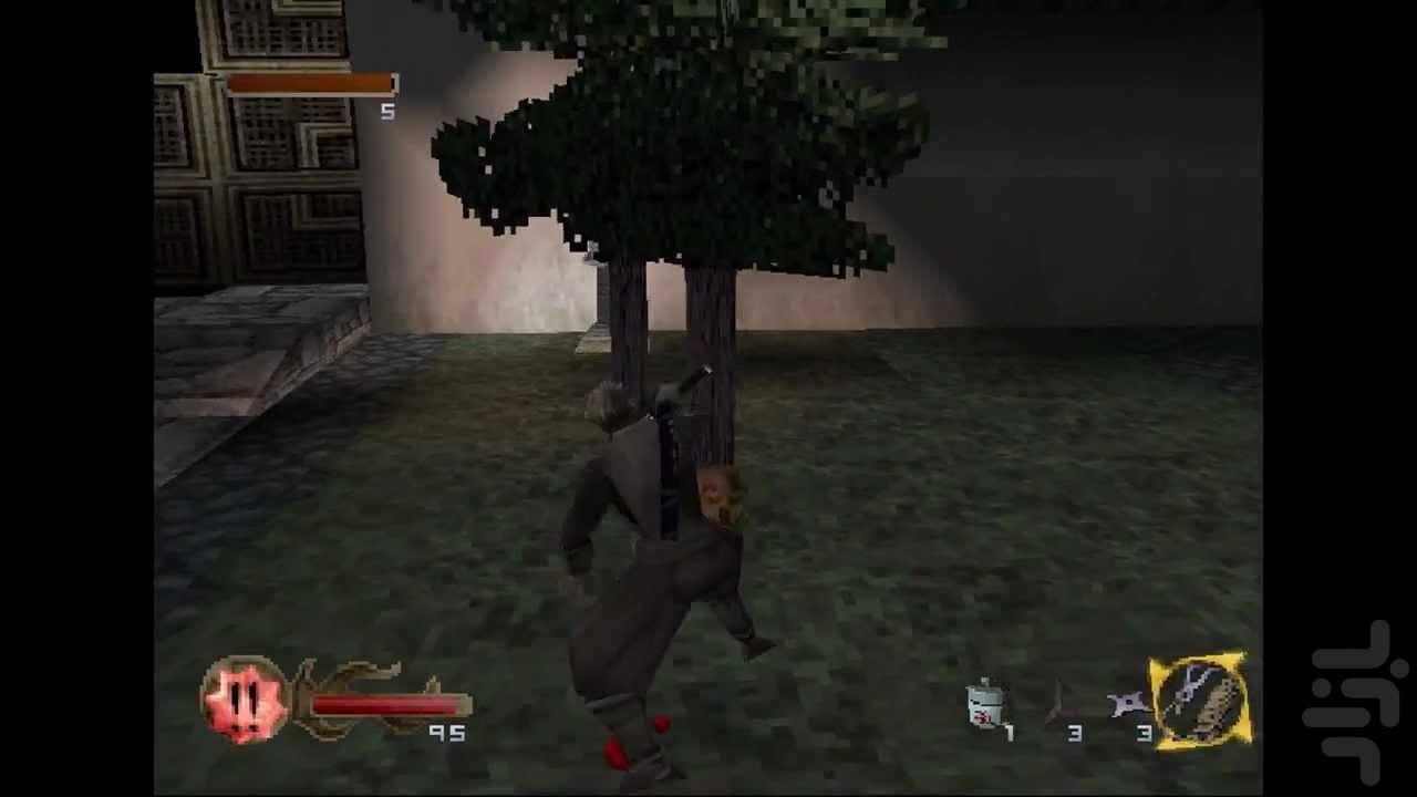 بازی تنچو نینجا2 - عکس بازی موبایلی اندروید