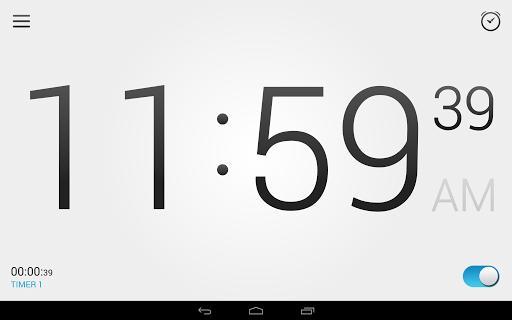 Alarm Clock - عکس برنامه موبایلی اندروید