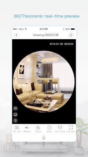 V380 Pro - عکس برنامه موبایلی اندروید