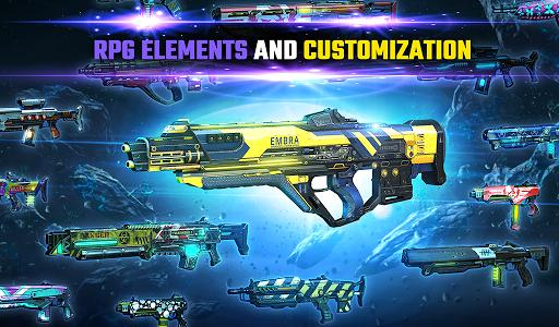 SHADOWGUN LEGENDS - FPS and PvP Multiplayer games - قهرمانان شدوگان - عکس بازی موبایلی اندروید