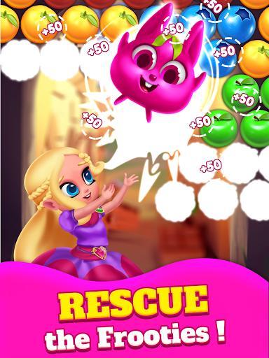 Bubble Shooter - Princess Pop - عکس بازی موبایلی اندروید