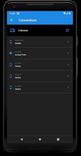 WIFI PASSWORD ALL IN ONE - عکس برنامه موبایلی اندروید