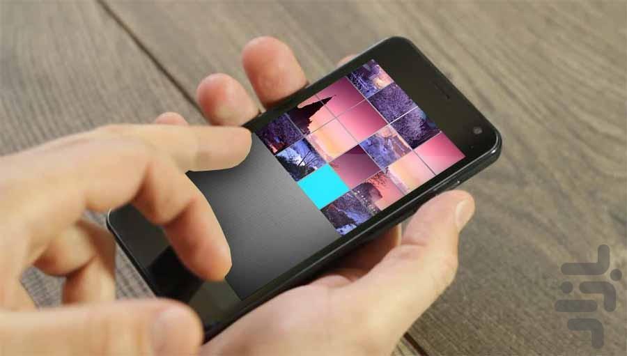 پازل های طبیعت - عکس بازی موبایلی اندروید