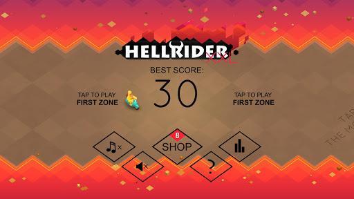 Hellrider - عکس بازی موبایلی اندروید