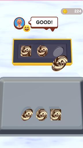 Chocolaterie! - عکس بازی موبایلی اندروید