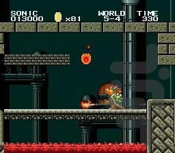 سونیک در سرزمین ماریو - عکس بازی موبایلی اندروید