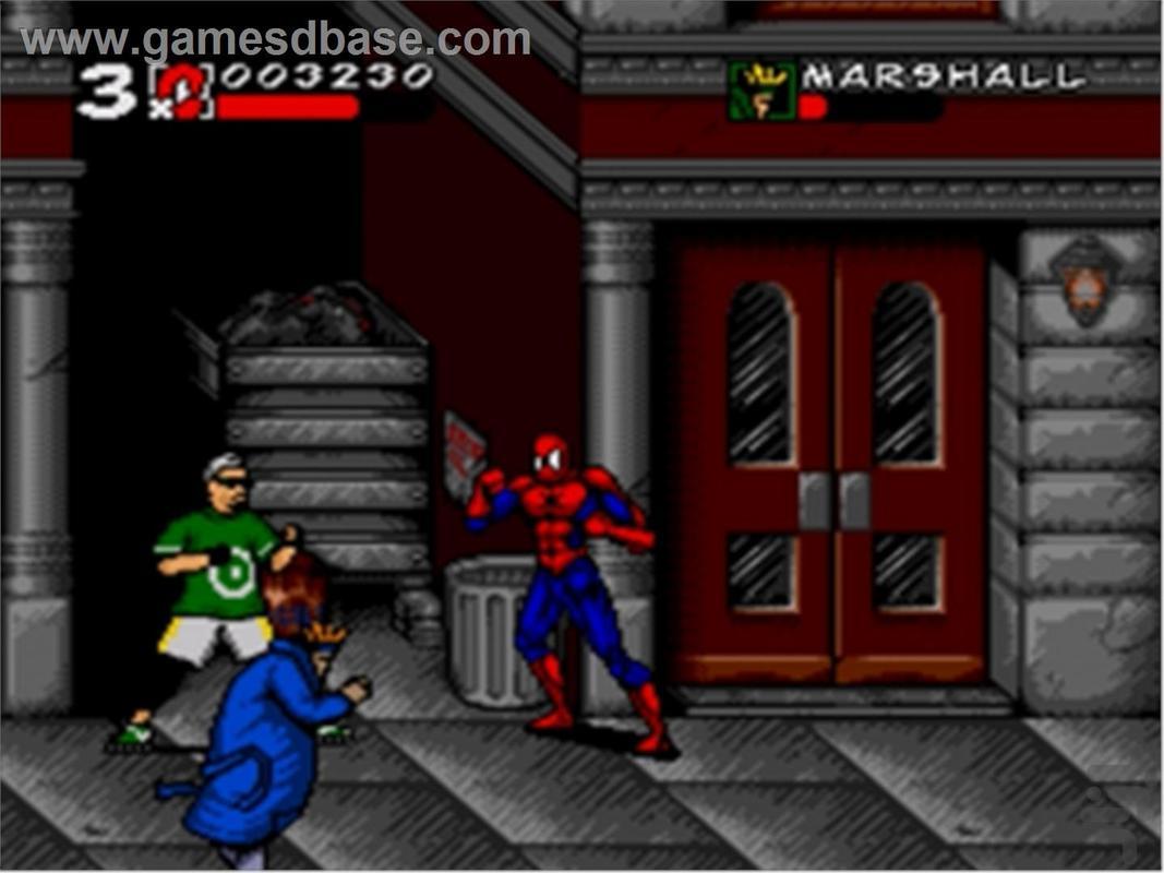 مرد عنکبوتی 4 - عکس بازی موبایلی اندروید