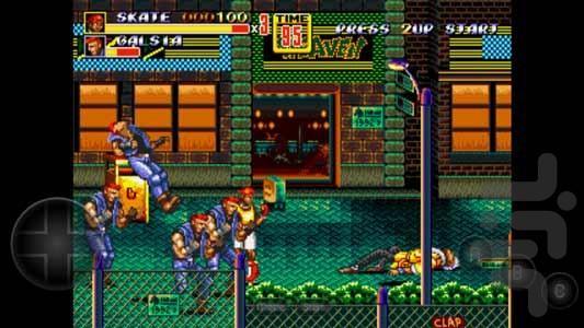 شورش در شهر 2 - عکس بازی موبایلی اندروید