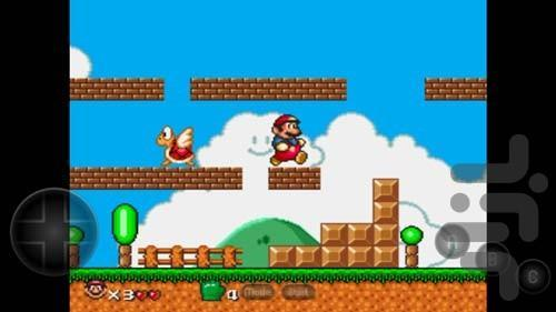 سوپر ماریو - ۲ - عکس بازی موبایلی اندروید