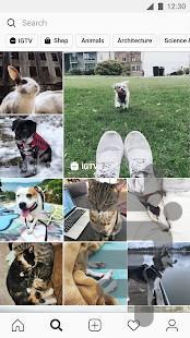 دانلود اینستاگرام - عکس برنامه موبایلی اندروید