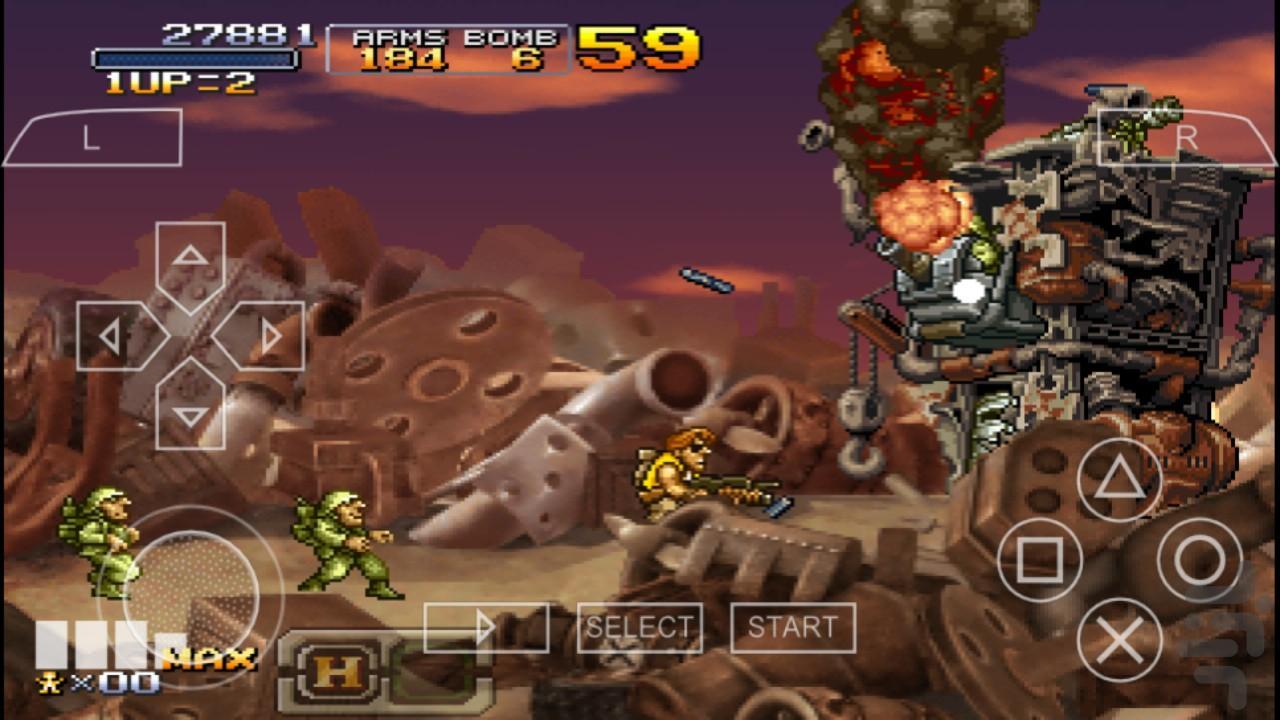 سرباز کوچولو - عکس بازی موبایلی اندروید