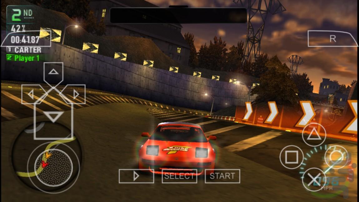 NFS CARBON - عکس بازی موبایلی اندروید