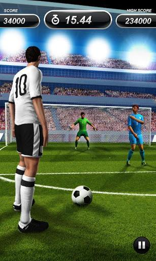 World Cup Penalty Shootout - عکس بازی موبایلی اندروید