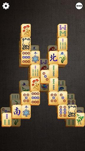 Mahjong Crush - عکس بازی موبایلی اندروید