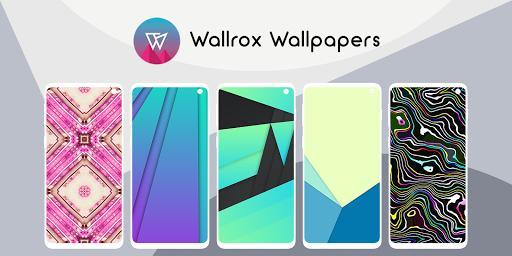 Wallrox Wallpapers 🔥 - عکس برنامه موبایلی اندروید