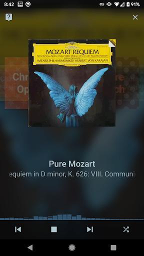 Classical Music Radio - عکس برنامه موبایلی اندروید