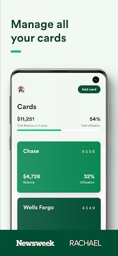 Tally: Manage & Pay Off Credit Card Debt Faster - عکس برنامه موبایلی اندروید