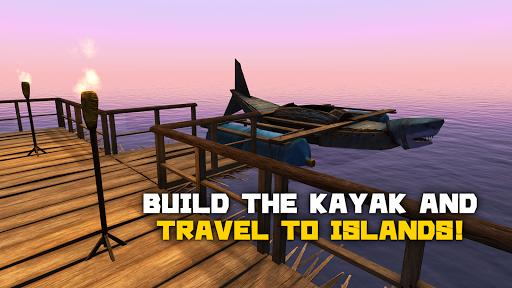 Survival and Craft: Crafting In The Ocean - عکس بازی موبایلی اندروید