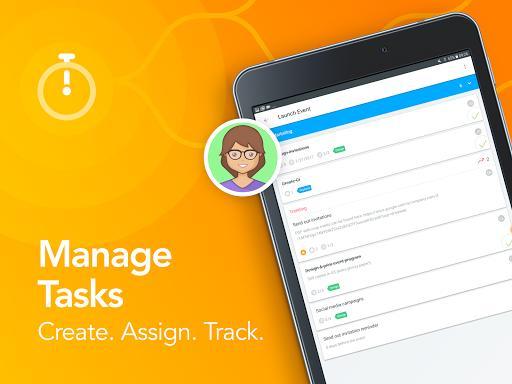 MeisterTask - Task Management - عکس برنامه موبایلی اندروید