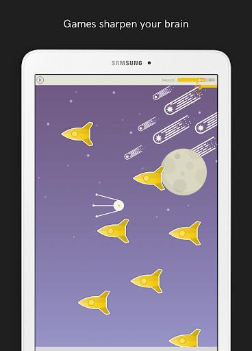 Memorado - Brain Games - عکس برنامه موبایلی اندروید
