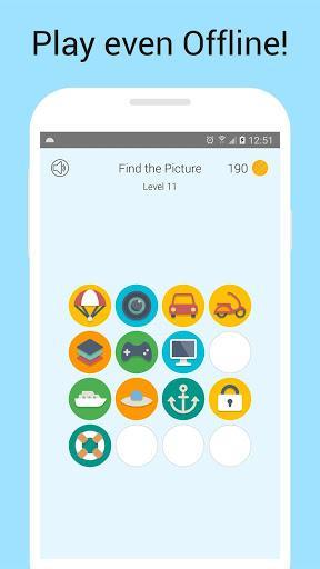 Memory Games - عکس برنامه موبایلی اندروید